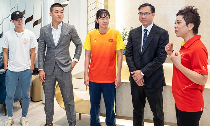VĐV Việt Nam được hỗ trợ việc làm sau khi nghỉ thi đấu