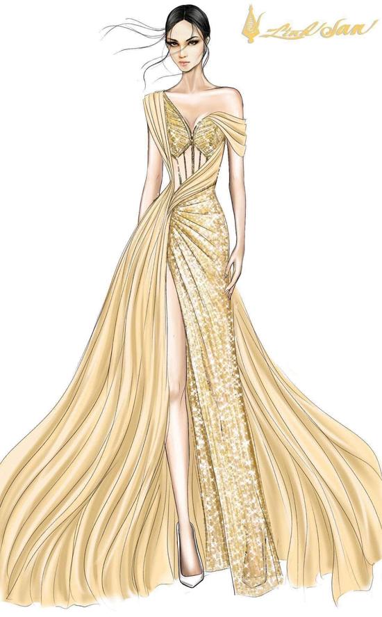 Á hậu Ngọc Thảo muốn mặc nổi bật như HHen Niê - 2