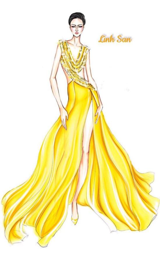Á hậu Ngọc Thảo muốn mặc nổi bật như HHen Niê - 10