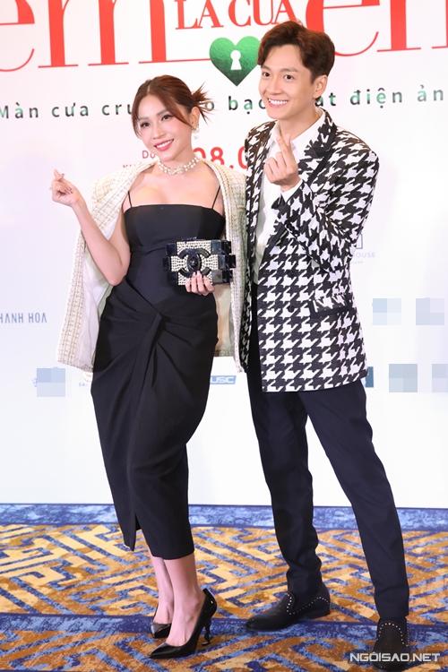 Diễn viên Khả Như vào vai quân sư tình yêu của Ngô Kiến Huy.