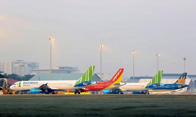 Hà Nội - TP HCM đứng thứ 2 thế giới về đường bay nội địa.