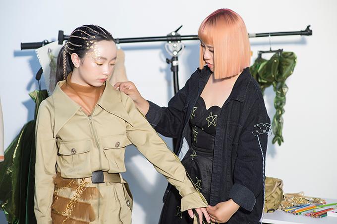 Các bộ sưu tập của Thảo Nguyễn từng được trình diễn tại Vietnam Internation Fashion Week, Tuần lễ thời trang trẻ em... Cô còn tổ chức các show như Kết nối yêu thương, Lucky Clover... dành cho trẻ em nghèo, mồ côi, trẻ bị bệnh ung thư. Tháng 7/2020, cô có show thời trang riêng đầu tiên ở Hà Nội.