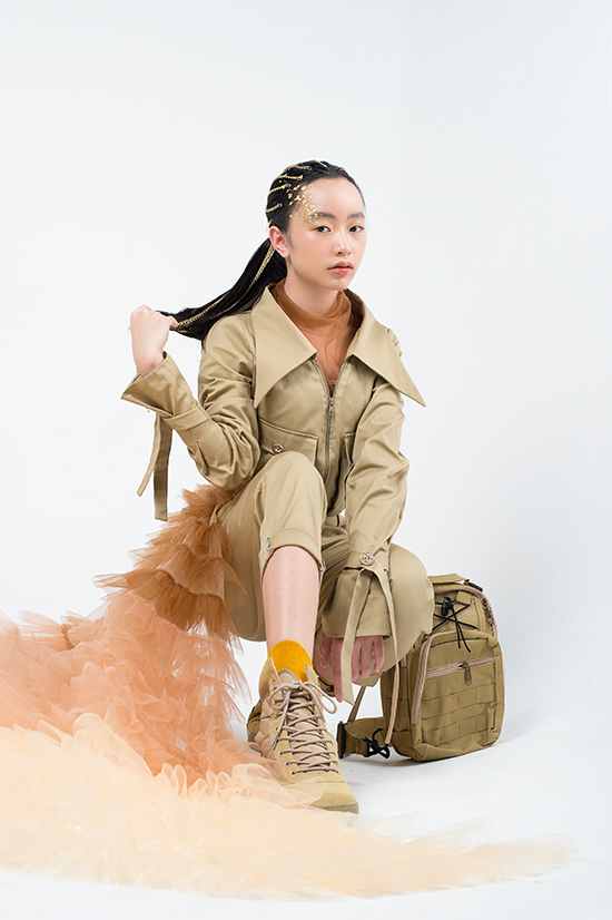Tuy có sự đổi mới, khác biệt về phong cách thiết kế, Thảo Nguyễn vẫn muốn gửi gắm đến khán giả thông điệp của sự hạnh phúc, những điều ngọt ngào trong cuộc sống.
