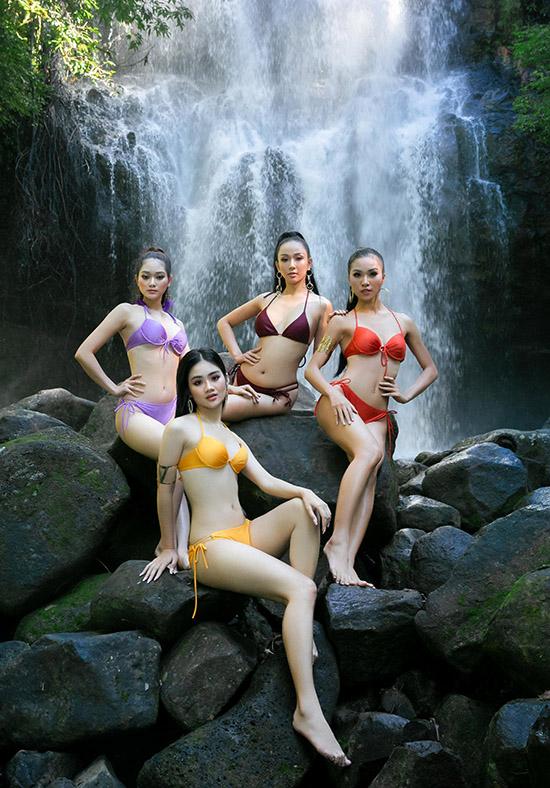 Năm nay chủ nhà Đắk Nông có 4 thí sinh được chọn vào vòng chung kết Miss Tourism Vietnam 2020.