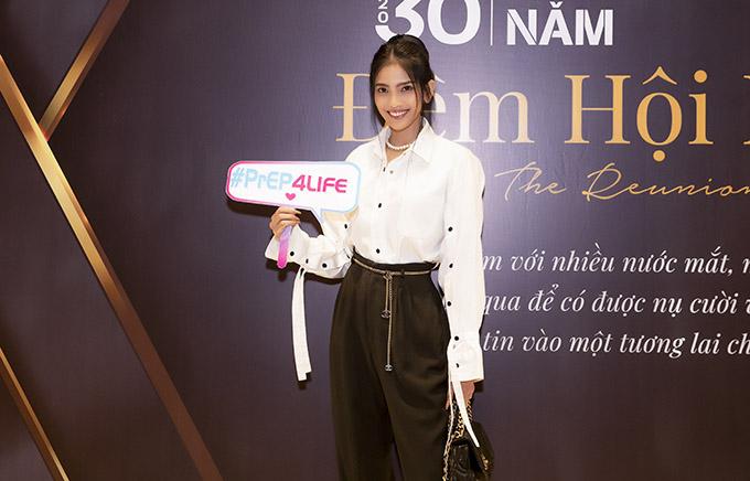 Trước đó Trương Thị May mới lên Đắk Nông diễn show thời trang thuộc khuôn khổ Lễ hội văn hoá thổ cẩm Việt Nam 2020. Liên tục di chuyển giữa các tỉnh nhưng cô luôn tươi tắn, rạng ngời khi xuất hiện trước công chúng.