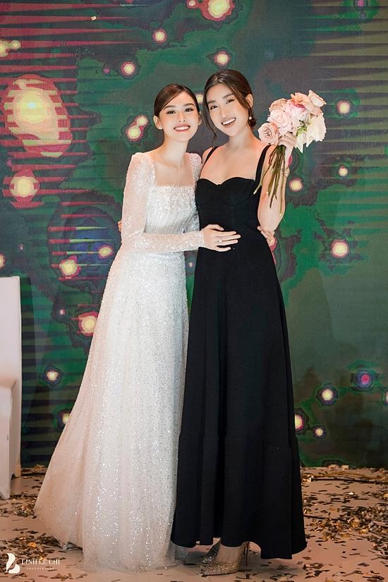 Mỹ Linh khen vợ chồng Tường San như hoàng tử - công chúa và mong họ hạnh phúc viên mãn.
