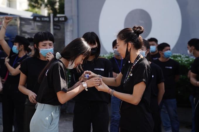 Người mẫu - vlogger Rima Thanh Vy giản dị bên Ngô Thanh Vân.