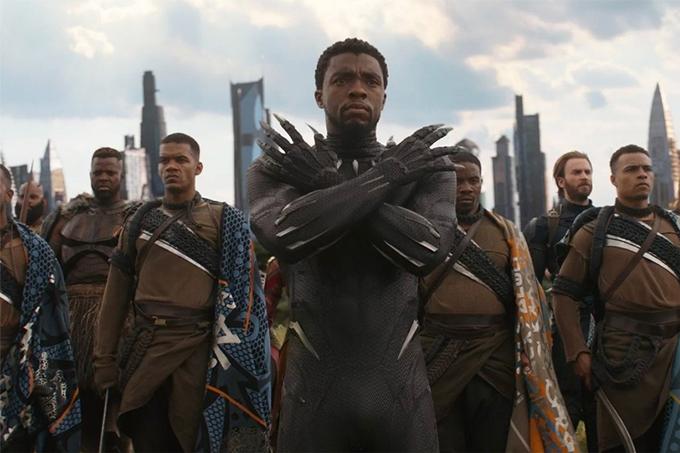 Marvel không muốn tìm người thay thế Chadwick Boseman trong vai Black Panther.