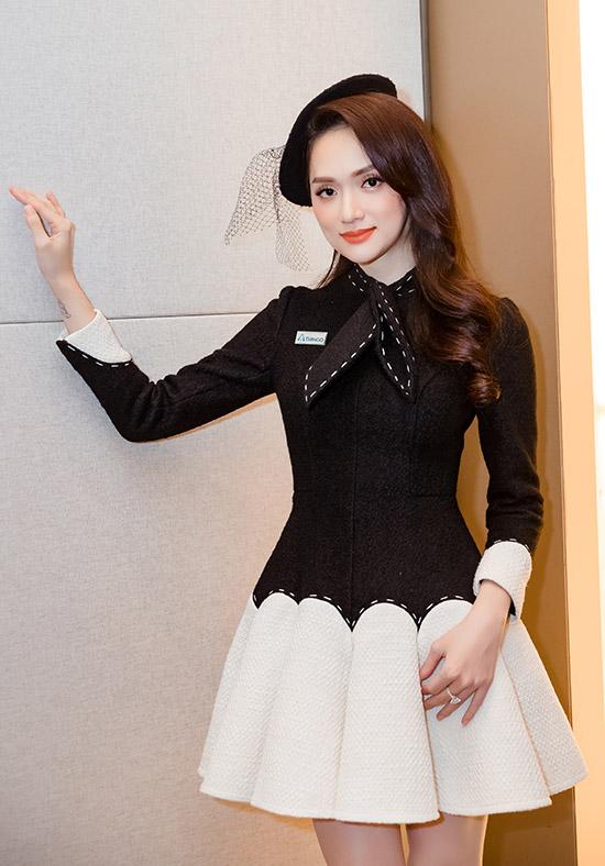 Người đẹp đang giữ chức CEO một thương hiệu mỹ phẩm kiêm Phó tổng giám đốc truyền thông của tập đoàn.