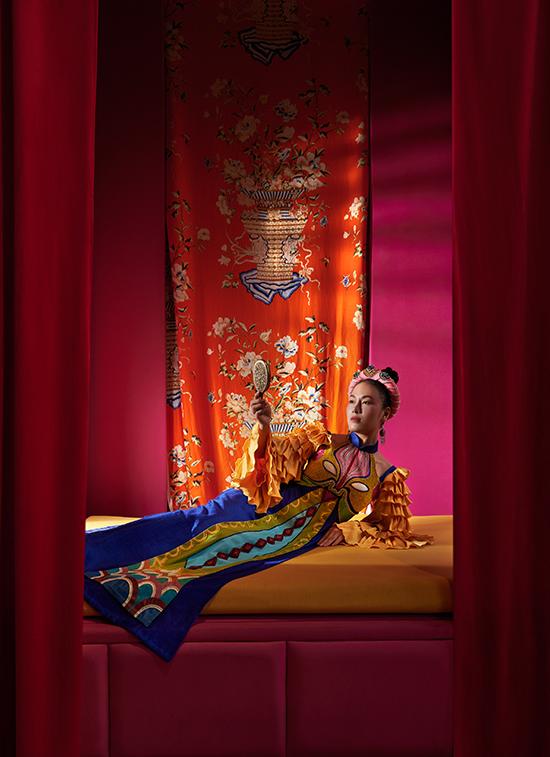 Bộ sưu tập Hoài vọng sẽ được trình diễn tại sự kiện Đồng hành Việt - Hàn tại Hàn Quốc vào ngày 26/12. Do ảnh hưởng từ Covid-19, nhà thiết kế Kenny Thái không thể tham dự chương trình nên rất mong thiết kế của mình trở thành cầu nối để giới thiệu giá trị văn hóa truyền thống của Việt Nam trên đất bạn.