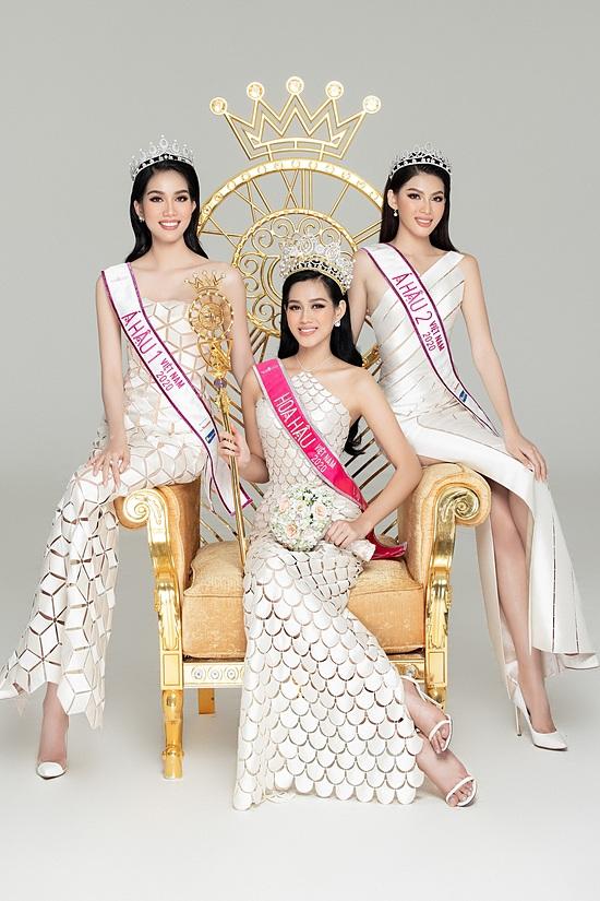 Top 3 Hoa hậu Việt Nam luôn gắn bó thân thiết sau đăng quang.