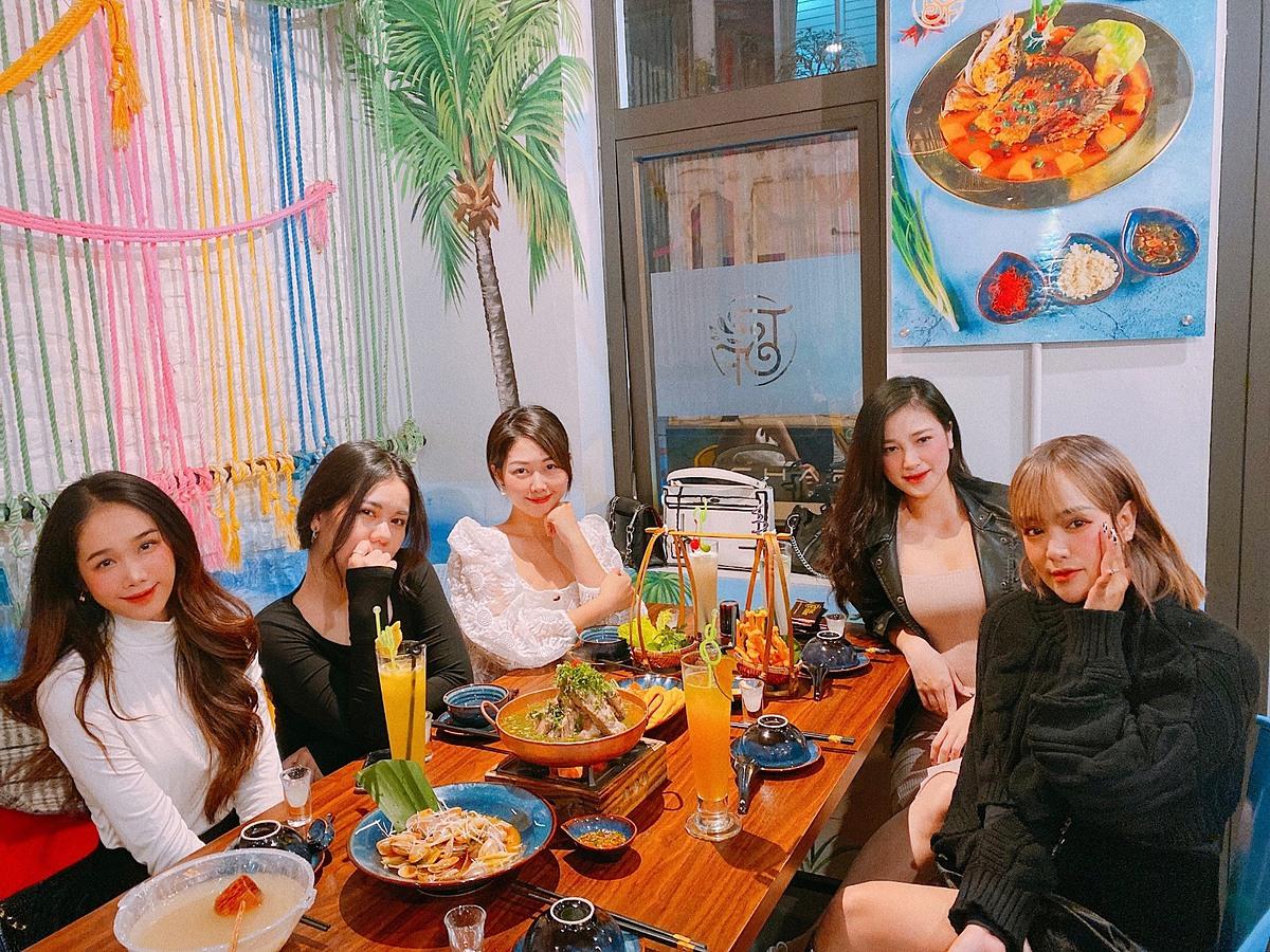 1001 góc sống ảo tại nhà hàng ẩm thực đường phố Thái Lan - 4