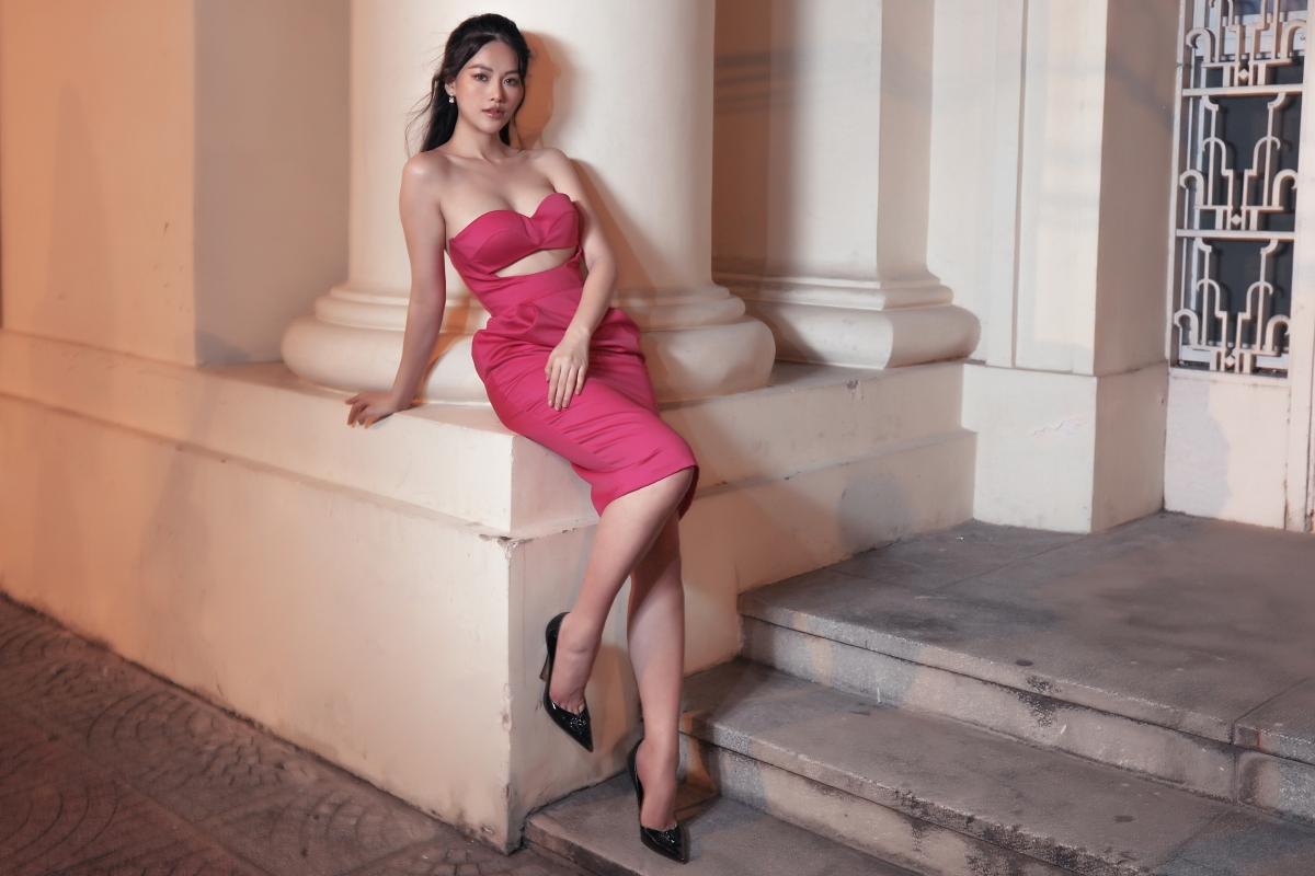 Hoa hậu Phương Khánh gợi ý váy áo dạo phố cuối năm - 10