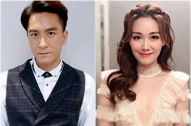 Mã Quốc Minh và bạn gái Thang Lạc Văn.