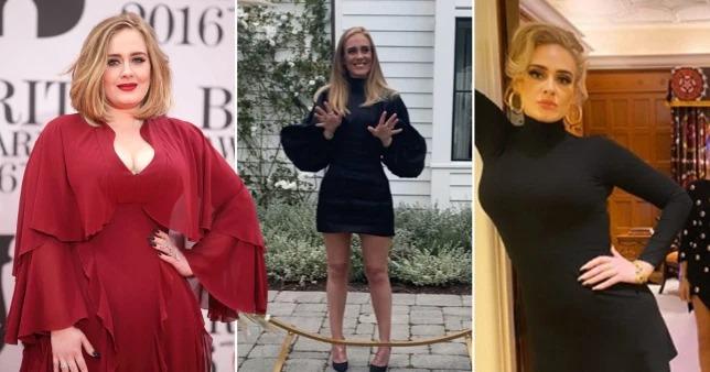 Từ một người lười tập thể dục, thích uống rượu và ăn uống, Adele đã thay đổi hoàn toàn.