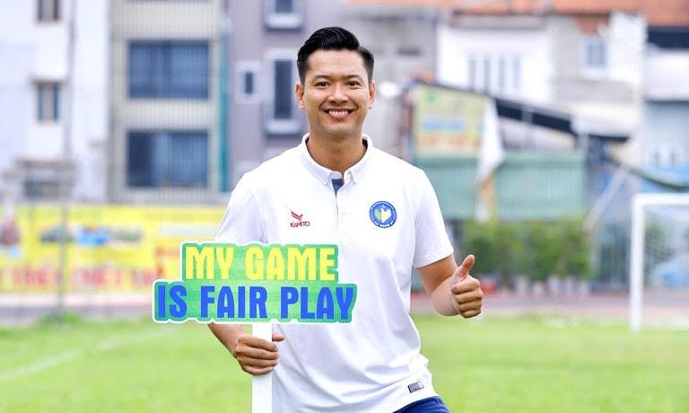 FC Nghệ sỹ kêu gọi 'fair play' trên sân cỏ - Ngôi sao